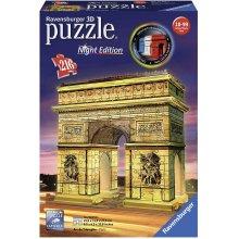 Ravensburger Arc De Triomphe - Night Edition, 216pc 3D Jigsaw Puzzle