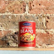 Santa Maria Refried Beans Mild 415g x 2 Tins