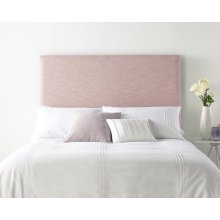 Catherine Lansfield Pure Cotton Headboard Pure Pastel Cotton