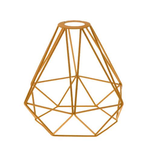 (Gold) Light Shade Geometric Lampshade
