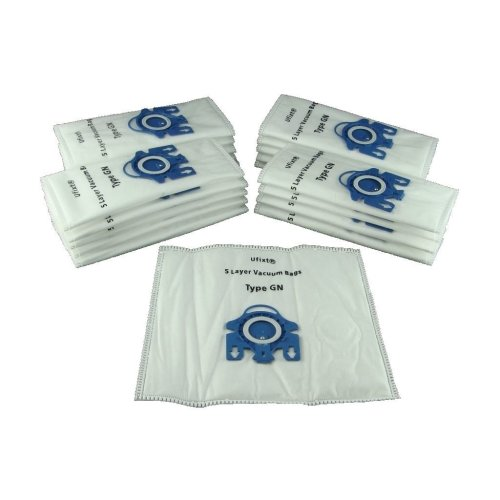 Pack Of 20  Miele S5210 Vacuum Bags Type GN *Free Delivery*