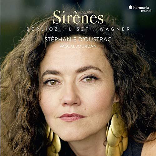 STEPHANIE DOUSTRAC PASCAL JOURDAN - SIRENES [CD]