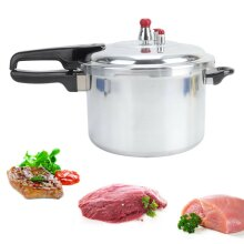 5 LItre Pressure Cooker Aluminium 5L Kitchen Catering Home Cookware D