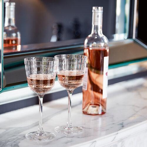 Cristal D'arques Glasses | Modern Design Wine Glasses
