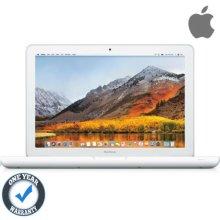 APPLE MACBOOK 250GB HDD 4GB RAM A1342 MAC OS HIGH SIERRA WEBCAM WHITE - Refurbished