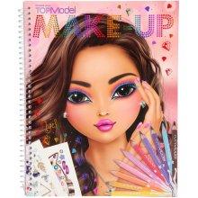 Depesche Top Model Create Your Make-up Book 10728