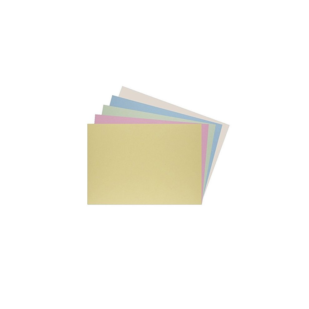House of Card /& Paper A3 220 gsm Card Assorted Bright Colours Pack of 25