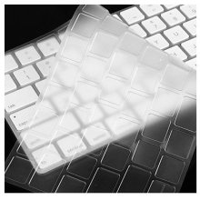 i-Buy Ultra Thin Clear TPU Keyboard Cover Film for Apple Magic Keyboard,Keybaord Skin Protector[EU Layout]- TPU