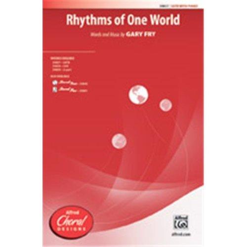 Alfred 00-39840 RHYTHMS OF ONE WORLD-STRX CD