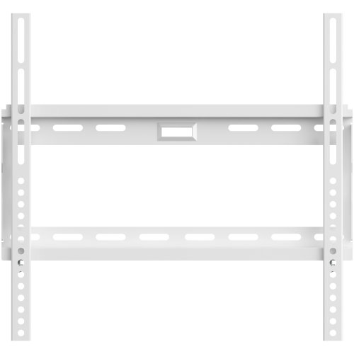 """King Flat To Wall TV Wall Mount Bracket from 26"""" - 55"""" inch, White"""