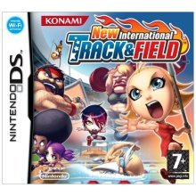 New International Track & Field (Nintendo DS) - Used