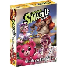 AEG Smash up What Were We Thinking Board Games