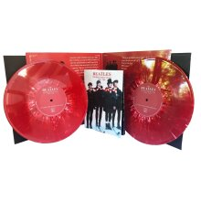 "The Beatles - The Red Album Years 1962-1966 (10"" Red Splatter Vinyl)"