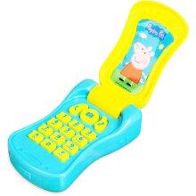 HTI Toys Peppa Flip Phone