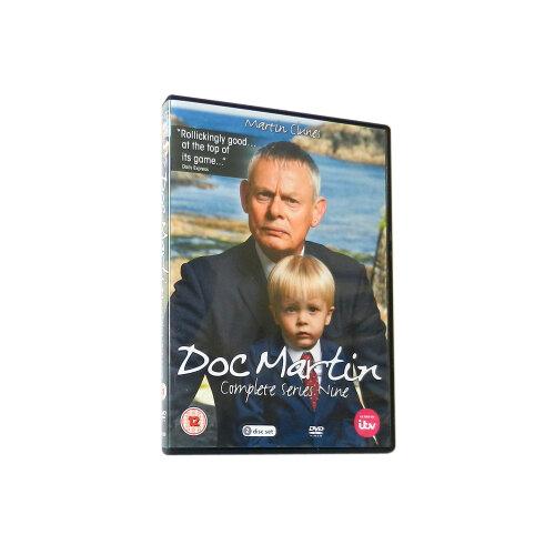 DOC MARTIN 9 (2019) - Cornwall Doctor Comedy TV Season Series NEW