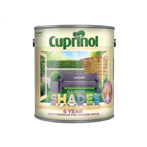 Cuprinol 5092557 Garden Shades Lavender 2.5 Litre