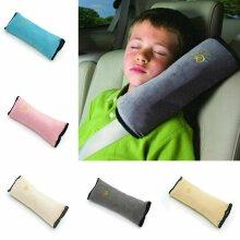 Child Car Safety Seat Belt Pillow Shoulder Stra