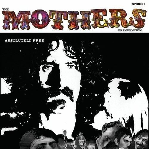 Frank Zappa - Absolutely Free [CD]