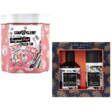 Soap & Glory Original Pink Collection Tin Gift Set & Ted Baker Men Graphite Black Duo Gift Set