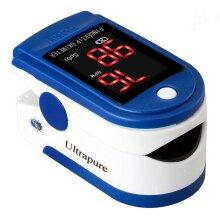 Ultrapure Oximeter Fingertip Pulse  Measure Blood Oxygen Level SpO2