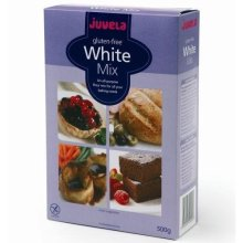 Juvela Gluten-Free White Mix 500g