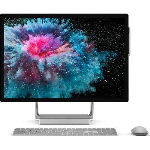 """MICROSOFT Surface Studio 2 28"""" Intel® Core™ i7 GTX 1070 All-in-One PC - 1 TB SSD, Silver, Silver"""
