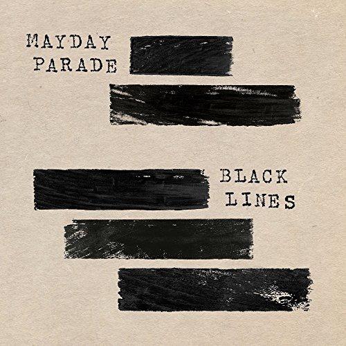 Mayday Parade - Black Lines [CD]