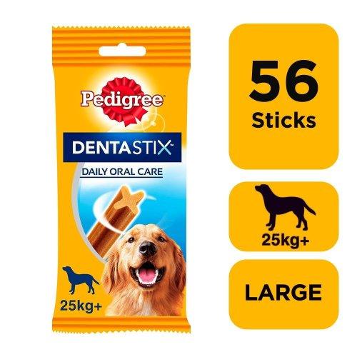 PEDIGREE DentaStix Large Dog Dental Chews 56 Stick