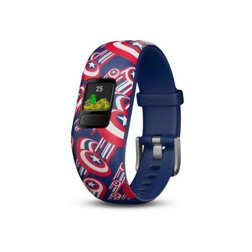 Garmin vivofit jr. 2 Activity Tracker - Captain America   Marvel Kids' Fitness Watch