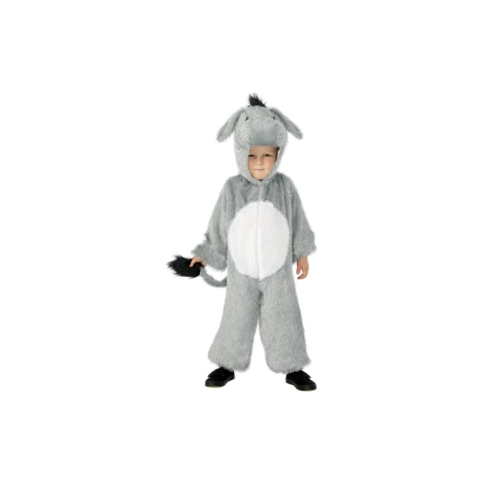 Childrens Fancy Dress Tiger One Piece Costume Boys Girls Suit by Smiffys New