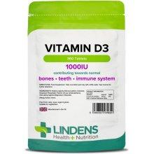 Lindens Vitamin D3 1000iu x 360 Tablets