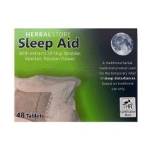 Herbal Store Sleep Aid 48 Tablets