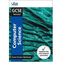 Letts Gcse Revision Success - New Curriculum: Gcse Computer Science Exam Practice Workbook, with Practice Test Paper - Used
