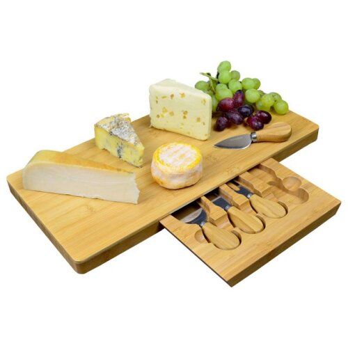 Occasion Bamboo Wood Cheese Board