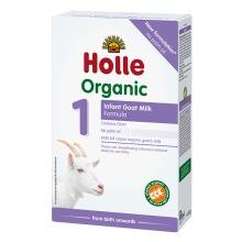 Holle Organic Infant Goat Milk Formula 1 New
