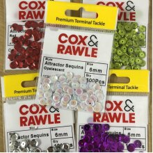 Cox & Rawle Sequins 6mm (100 Per Pack)