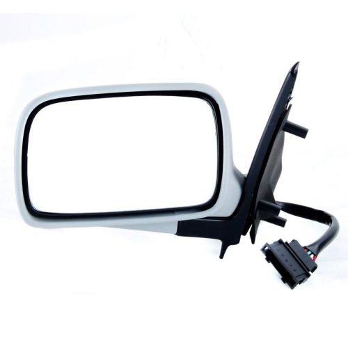 Volkswagen Polo Mk3 1994-1999 Electric Primed Wing Door Mirror Passenger Side