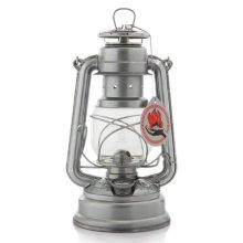 Feuer Hand 1283455 10 in. Steel Feuerhand Baby Special Hurricane Lantern&, Zinc