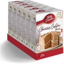 Betty Crocker Classic Coffee Cake Mix 425g (Pack of 6)