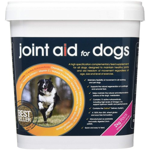 Gro Wells Joint Aid Dog Supplement