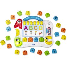 chicco 00009800000000 Edu4You Moving Letters, Mult