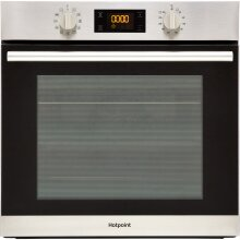 Hotpoint Class 2 SA2840PIX Built In Electric Single Oven - Stainless Steel
