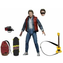 Marty (Back to the Future Part 1) 7 Inch Scale Neca Action Figure