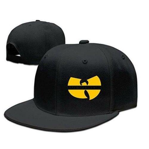 Wu-Tang Clan Enter The Wu-Tang RZA GZA Useful Cool Hat Black