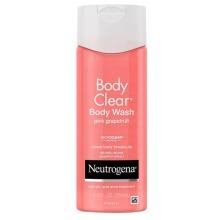 Neutrogena, Body Clear, Body Wash, Pink Grapefruit, 250ml