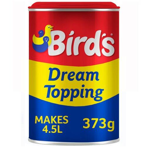 Birds Dream Topping Dessert Mix - 1x4.5ltr