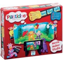 Plasticine PLT06000 Movie Maker Studio, Multicolour