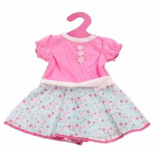 40-45cm doll dresses clothes for baby dolls outfits fashion dress up