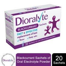 Dioralyte Rehydration Supplement Fast & Effective 20x24g