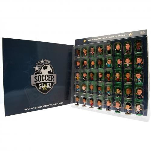 SoccerStarz Mega 40 Player Team Pack
